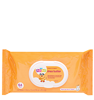 DG Baby Shea Butter Wipes