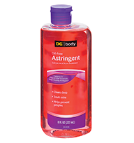 Oil-Free Astringent pink