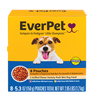 EverPet 8 Pouches