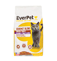 EverPet Gourmet Blend Cat Food