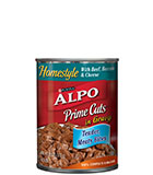 ALPO PRIMECUTS Beef Bacon Cheese