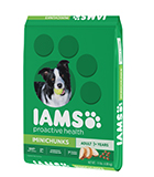 IAMS Proactive Health Minichunks Dry Dog Food 11lb
