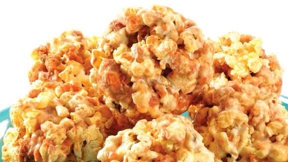 BUTTERFINGER® Popcorn Balls