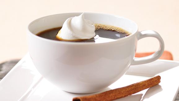 Maple-Cinnamon Coffee